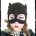 Crochet Catwoman Mask pattern