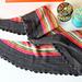 Halstørklæde som et sjal pattern