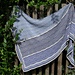 Poropuntius Shawl pattern