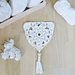 May: Bubble Bloom Bunting pattern