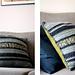 Bold cushion pattern