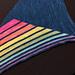 Pride Triangle pattern