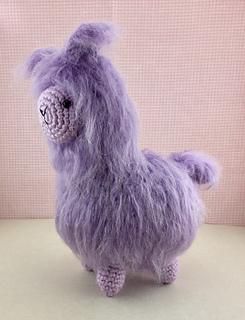 Fluffy Alpaca Amigurumi – SheepShaved | 320x245