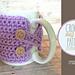 Criss-Cross Mug Cozy pattern
