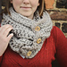 Thick 'n Cozy Ribbed Cowl pattern