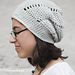 Snowcapped Slouch Hat pattern
