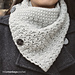 Sparkly Buttoned Cowl pattern