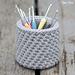Hook & Needle Basket pattern