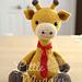 Stanley the Giraffe pattern
