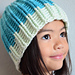 Double Ribbed Beanie pattern