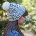 Age of Winter hat pattern
