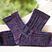 Treeline Socks pattern