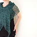 Mabie Forest Shawl pattern