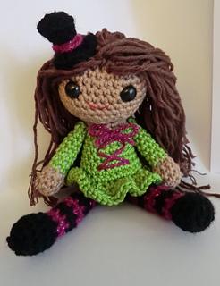 Halloween Amigurumi Little Ghost Plushie Free Crochet Pattern | 320x246