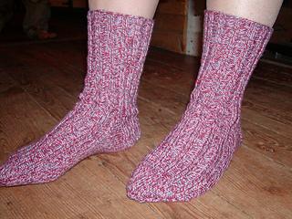 Janet's socks