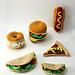 Fast Food Set pattern