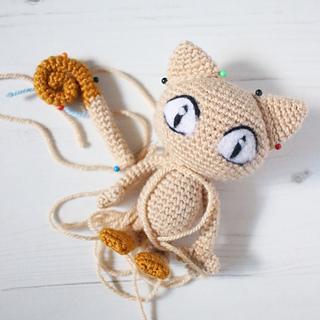 Cubone amigurumi pattern Pokemon crochet | Pokemon pattern ... | 320x320