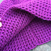 single crochet thermal stitch hat pattern