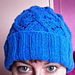 Cabled Kid Hat pattern