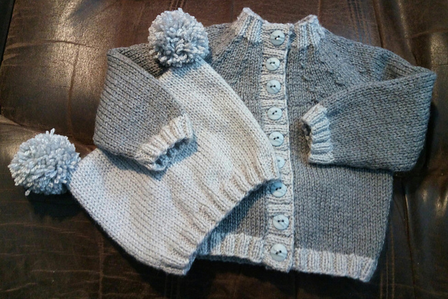 FOs for February and March 2020 knit and crochet 10