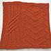 Prairie Afghan - Square 4 pattern
