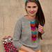 Emmanuelle Sweater pattern