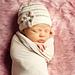 Emilie Baby Hat pattern