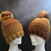 Knits for Two Chunky Hats pattern