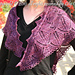 Poison Ivy Shawl pattern