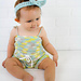 Beachside Baby Romper pattern