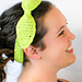 Casual Cotton Headband pattern