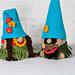 Hula Gnome Couple pattern