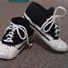 Women's Low Top Sneaker Slippers pattern