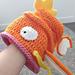 Useless Fish Hat -- Inspired by Pokemon Magikarp pattern