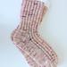 Irma Socks pattern