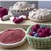 Apple Cherry Berry Pie pattern