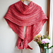 Uxia shawl pattern