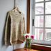 Paquita sweater pattern