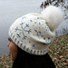 Snowfall Hat pattern