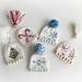 Beaded Mini Hat Ornaments pattern