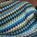 Larksfoot Stitch Afghan pattern