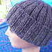 Handspun Ribbed Hat pattern