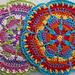 Kaleidoscope Mandala pattern