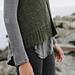 Shoreline Vest pattern