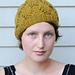 Eyen Hat pattern