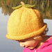 Elsie's Pumpkin Hat #904 pattern