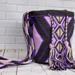 Mochila Lilac Dance pattern