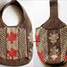 Market Bag for Winter pattern