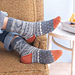 Weekend Socks pattern