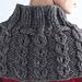 Shoulder Cozy pattern